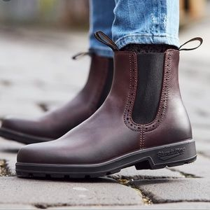 Blundstone 1352 chelsea boots Shiraz 9